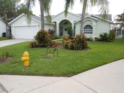 Photo for Lakefront Pool Home- Very Close to 5th Ave. & Beach - Sleeps Six & Available Now