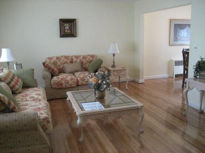 BEACH IS OPEN-JUNE $295 night 3bed/2ba perfect home- 1 block to beach.