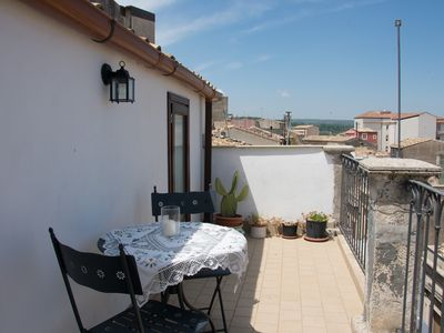 Photo for detached house in the historic center with a paronamic view - Baroque atmospheres