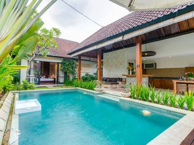 Photo for Sanur 2 Bedroom Modern Villa Close Beach