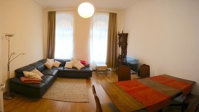Photo for Elb and center close family friendly apartment
