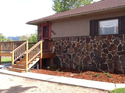 Photo for Madison River Front Home, Fishing Retreat, Walk to Ennis