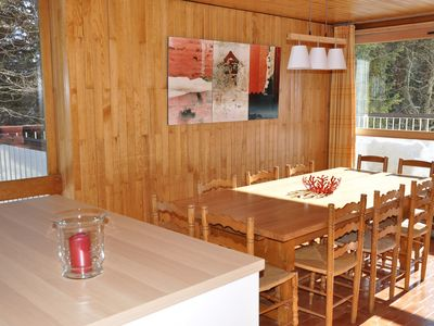 Photo for Beautiful apartment / studio Courchevel 1650 12 people ideal