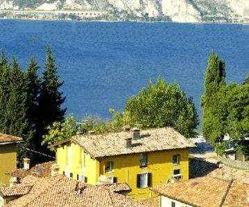 Photo for Holiday apartment Torbole for 1 - 4 persons with 1 bedroom - Holiday apartment