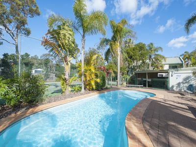 Photo for Well presented two bedroom unit in complex with pool and tennis court.