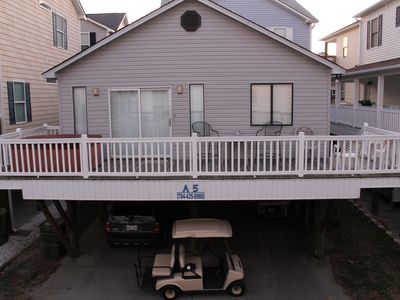 Photo for SPRING SPECIAL $999 FREE GOLF CART, JACUZZI, WIFI OCEANVIEW