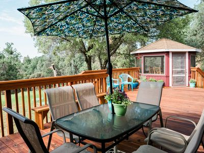 Photo for MARIPOSA DREAM VIEW MOUNTAIN HOUSE--vacation getaway for Yosemite visitors!!