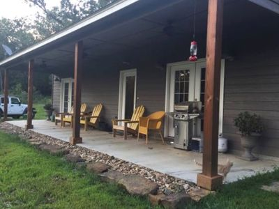 Photo for 2BR House Vacation Rental in Hulbert, Oklahoma