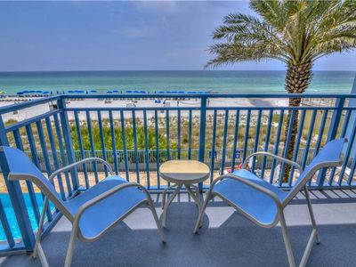 Photo for 1 Bedroom - Bedroom Faces the Gulf!