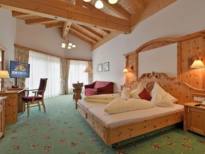 Photo for Comfort room Ackerlspitze in the Vitalhotel 1-6 days - Vital- & Panoramahotel Sonnenhof