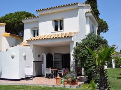 Photo for charming house near to dreamlike beaches with view of the light house of Cabo Ro