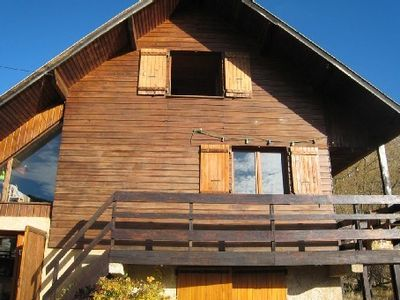 Photo for Quiet and comfortable chalet in the heart of mercantour