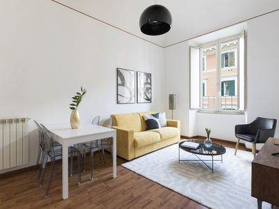 Photo for Sonder | Vatican City Suites | Chic 3BR + Sofa Bed