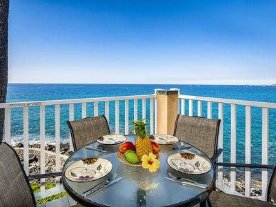 Photo for Sea Village 3317 - 1 bedroom, DIRECT OCEANFRONT, Top Floor, BREATHTAKING VIEW