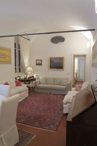 Photo for Charming,Elegant Flat 17th Century Palace Heart of Rome