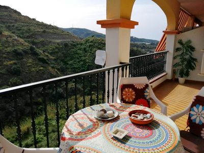 Photo for Elegant Comfort Apartment in Torrox, with easy access and very close to main square