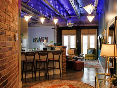 Photo for Green Door Lofts-Bo Ho Loft Silos/Downtown
