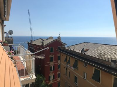 Photo for Apartment one minute from the center and the sea