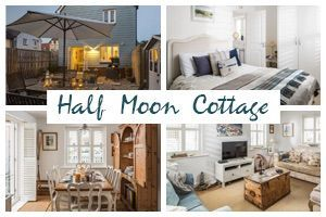 Photo for Half Moon -  a cottage that sleeps 5 guests  in 3 bedrooms