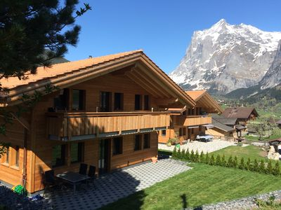 Photo for New 3rd 5-room apartment in the Chalet Eiger North Face