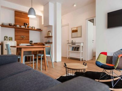 Photo for Modernly Furnished and Situated in the Heart of Merano - M-Loft
