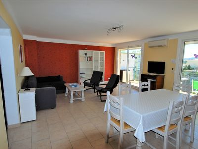 Photo for Apartment 80 m² Frejus beach