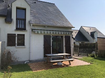 Photo for House 4 pers - Res with pool - Near Beach - Le Pouldu - CLOHARS-CARNOËT