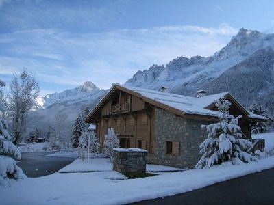 Photo for 2BR Condo Vacation Rental in Les Houches