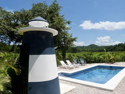 Photo for Casa Maritima, holiday home with pool, 10 minutes walk to the beach