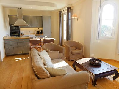 Photo for Apartment Les Sirènes in Sainte Maxime - 4 persons, 2 bedrooms