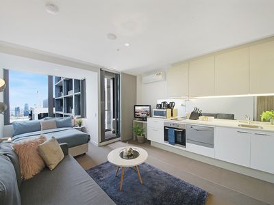 Photo for A Cozy CBD Studio with Charming City Views