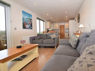 Photo for 2 bedroom Log Cabin in Conwy - 50287