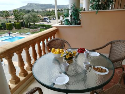 Photo for MODERN APARTMENT WITH BALCONY NEAR CALA MILLOR