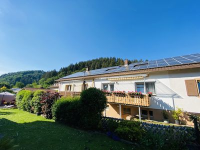 """Photo for Apartment """"Black Forest view"""" 100sqm with balcony"""