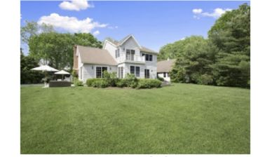 Photo for Beautiful newly renovated home on 3 acres of Three Mile Harbor waterfront