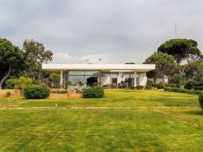 Photo for Hoopoe - Stunning villa 30m from the seaside in a marvelous garden