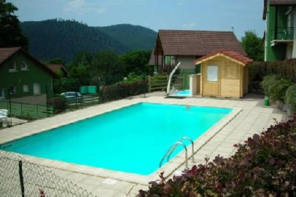 appartement grand confort dans chalet piscine extrieure grardmer