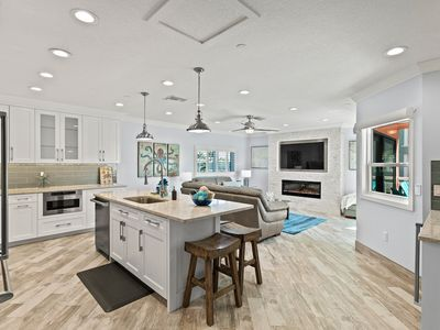 Photo for One-of-a-Kind, Brand New, Luxurious Beach Chateux Condo ... Just Steps to Beach