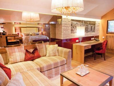 Photo for FAMILY SUITE BERGFEUER - Hotel Jagdhof GmbH