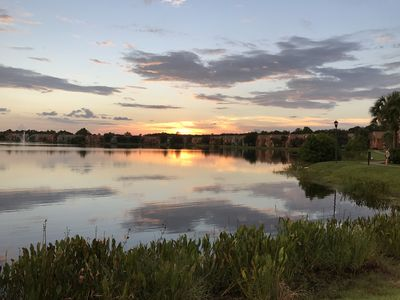 Photo for Large furnished 1 bedroom, 1 bath townhome in West Chase Tampa