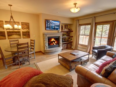 Photo for High End condo in the Village! Walk to Summer Festivals! Jack Pine 8016