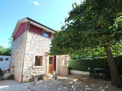 Photo for Holiday house in a quiet location, in the immediate vicinity of the sandy beach Zambratija-Umag
