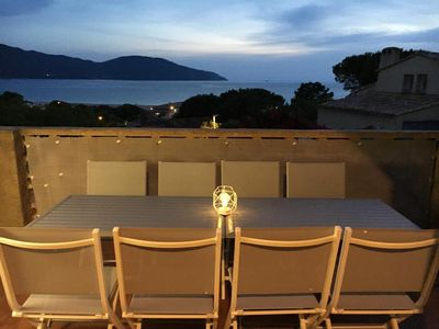 Photo for Villa sea view 50m from the beach