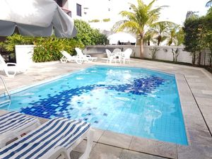 Photo for For rent Enseada Apartment 2 Bedrooms and 1 Suite, 2 blocks from the beach