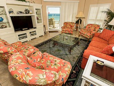 Photo for Inlet Reef Gulf Front: 2 BR / 2 BA condo in Destin, Sleeps 6 Spring Discounts