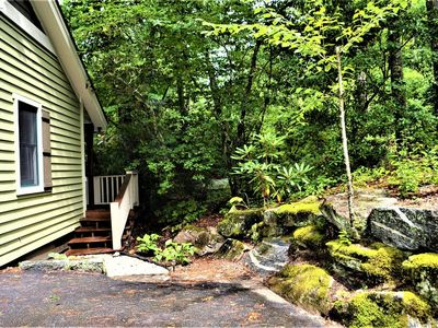 Photo for Bear Escape - Lake Glenville/Cashiers - Private Dock and Community Lake Access!