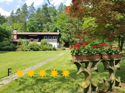 Photo for Holiday house Laubach for 4 - 6 persons with 3 bedrooms - Holiday house