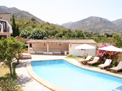 Photo for 5BR Villa Vacation Rental in Sóller, PM