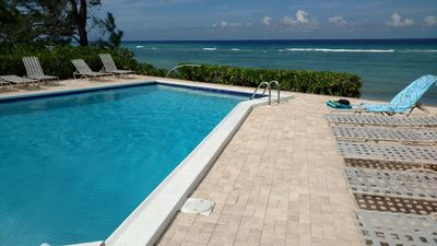 Photo for GoIslandTime Luxury 2 Bedroom Beachfront Condo