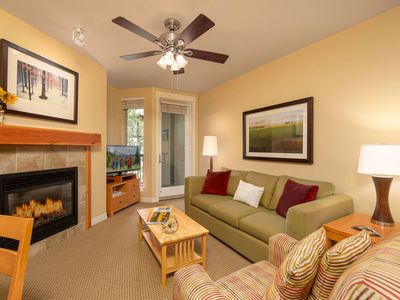 Photo for Fraser Crossing 3517 by WPLCo | Base Area Fun! | 1 Bed w/ Hot Tub, Grill and More!